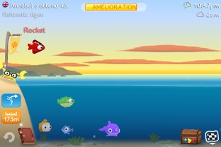 Test Fish out of Water iPhone/iPod - Screenshot 6