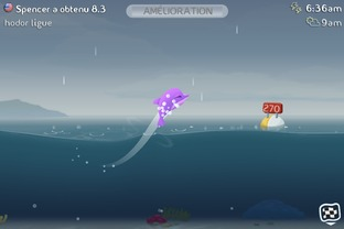 Test Fish out of Water iPhone/iPod - Screenshot 7