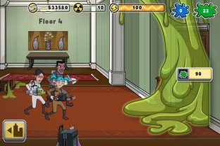 Test Ghostbusters iPhone/iPod - Screenshot 6