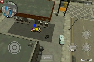 Test Grand Theft Auto : Chinatown Wars iPhone/iPod - Screenshot 3