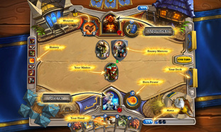 Aperçu Hearthstone : Heroes of Warcraft iPhone/iPod - Screenshot 26