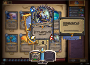 Aperçu Hearthstone : Heroes of Warcraft iPhone/iPod - Screenshot 27