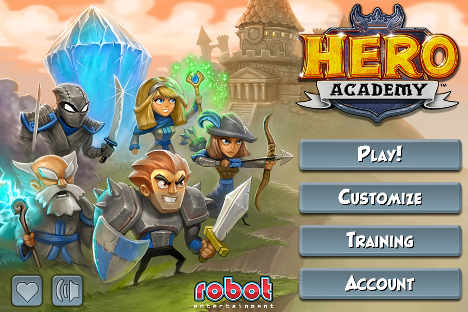 Images Hero Academy iPhone/iPod - 16