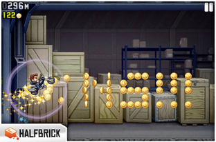 Images Jetpack Joyride iPhone/iPod - 1
