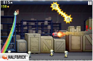 Images Jetpack Joyride iPhone/iPod - 2