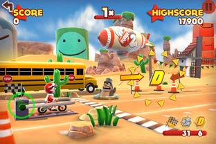 Joe Danger Touch, demain sur iOS
