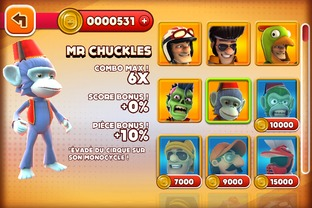 Test Joe Danger Touch iPhone/iPod - Screenshot 8