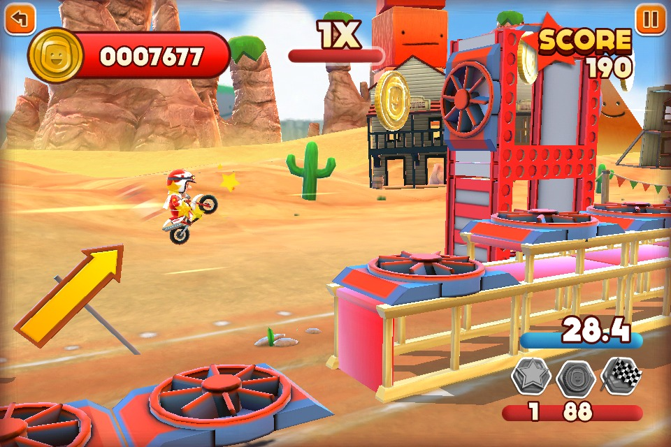 Images Joe Danger Touch iPhone/iPod - 22
