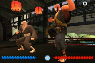 Test Karateka iPhone/iPod - Screenshot 5