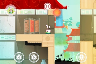 Kung Fu Rabbit iPhone/iPod