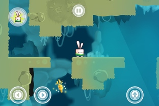 Test Kung Fu rabbit iPhone/iPod - Screenshot 17