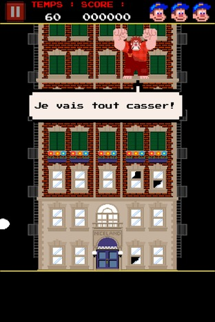 Test Les Mondes de Ralph iPhone/iPod - Screenshot 1