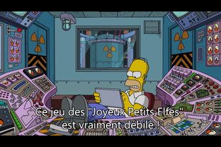 Test Les Simpsons : Springfield iPhone/iPod - Screenshot 6