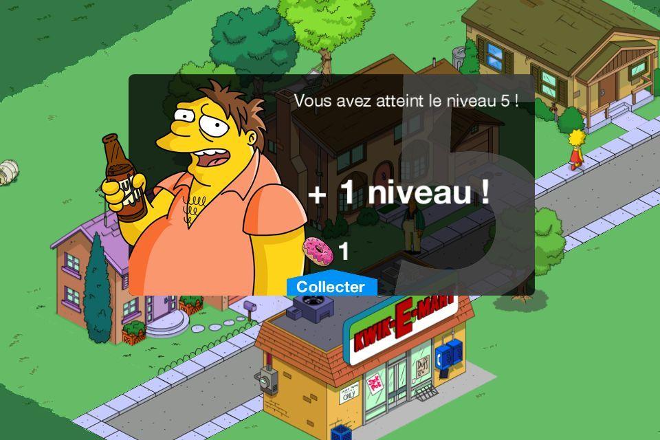 jeuxvideo.com Les Simpson : Springfield - iPhone/iPod Image 14 sur 102