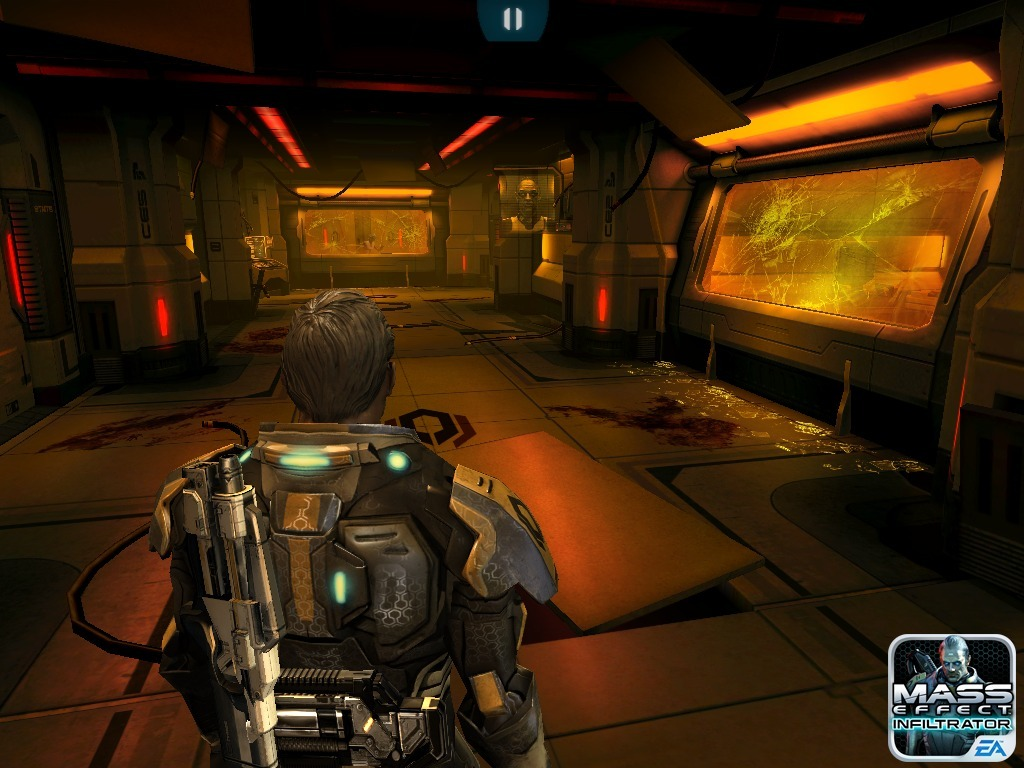 Images Mass Effect Infiltrator iPhone/iPod - 4