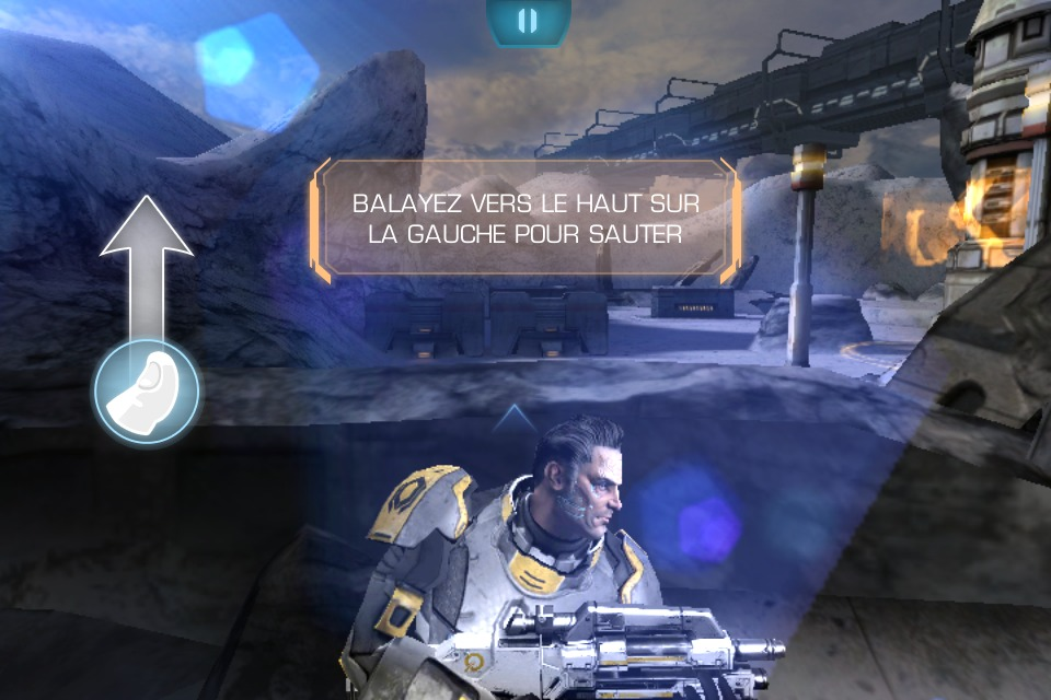 Images Mass Effect Infiltrator iPhone/iPod - 8