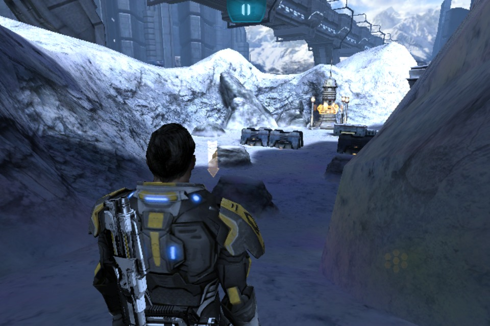 Images Mass Effect Infiltrator iPhone/iPod - 20