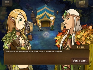 Test Might & Magic : Clash of Heroes iPhone/iPod - Screenshot 17
