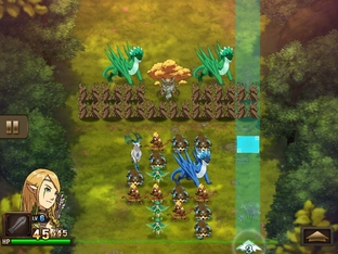 Test Might & Magic : Clash of Heroes iPhone/iPod - Screenshot 18