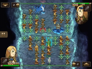 Test Might & Magic : Clash of Heroes iPhone/iPod - Screenshot 19