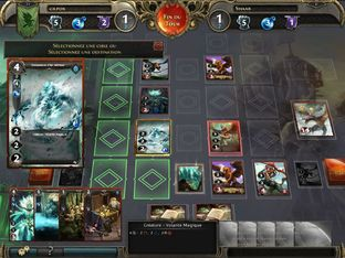 Test Might & Magic : Duel of Champions iPhone/iPod - Screenshot 1