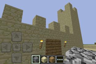 Minecraft Pocket Edition iPhone/iPod