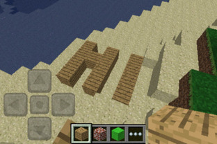 Minecraft Pocket Edition iPhone/iPod