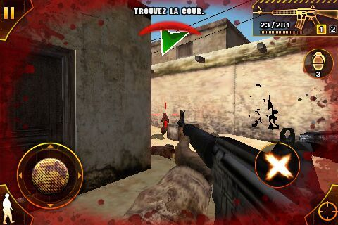Images Modern Combat : Sandstorm iPhone/iPod - 40