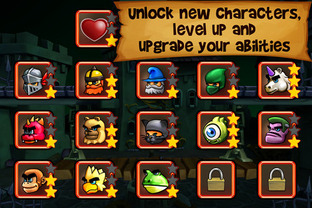 Images Muffin Knight iPhone/iPod - 1