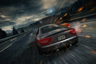Images Need For Speed : Most Wanted sur mobile