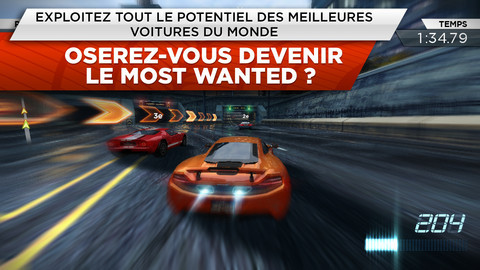 Images Need for Speed : Most Wanted iPhone/iPod - 6