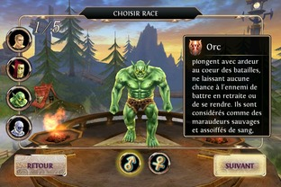 Test Order & Chaos Online iPhone/iPod - Screenshot 3