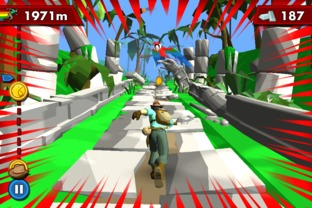Pitfall ! en free-to-play sur iOS