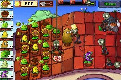 jeuxvideo.com Plantes contre Zombies - iPhone/iPod Image 3 sur 72