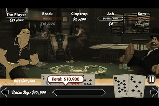 Test Poker Night 2 iPhone/iPod - Screenshot 1