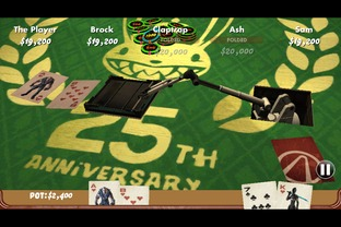 Test Poker Night 2 iPhone/iPod - Screenshot 2