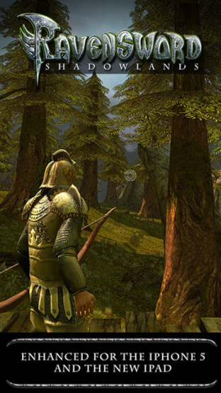 Images Ravensword : Shadowlands iPhone/iPod - 1