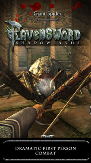 Images Ravensword : Shadowlands iPhone/iPod - 2