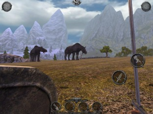 Ravensword : Shadowlands iPhone/iPod