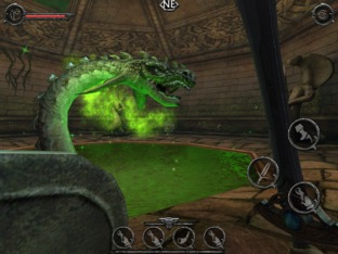 Images Ravensword : Shadowlands iPhone/iPod - 7