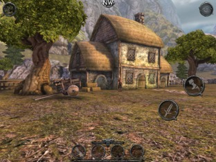 Images Ravensword : Shadowlands iPhone/iPod - 9