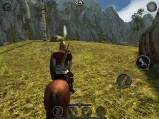 Images Ravensword : Shadowlands iPhone/iPod - 13