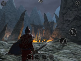 Images Ravensword : Shadowlands iPhone/iPod - 15