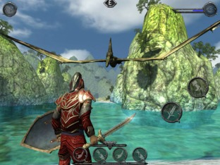 Images Ravensword : Shadowlands iPhone/iPod - 17