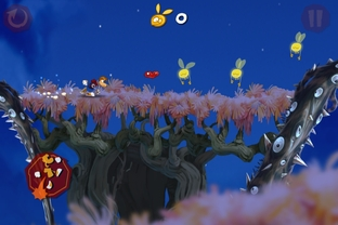 Test Rayman Jungle Run iPhone/iPod - Screenshot 10