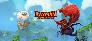 Nouvelle mise à jour pour Rayman Jungle Run
