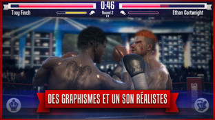 Images Real Boxing iPhone/iPod - 1