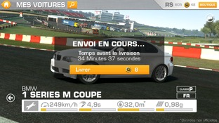 Test Real Racing 3 iPhone/iPod - Screenshot 10