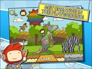 Scribblenauts Remix iPhone/iPod