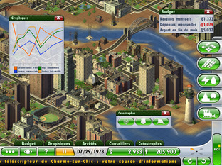 SimCity Deluxe iPhone - Screenshot 7